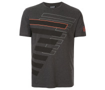 7 print fitted T-shirt