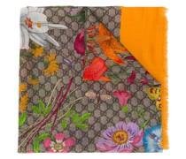 """Schal mit """"Flora""""-Print"""