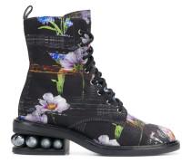 Casati Pearl Combat Boots