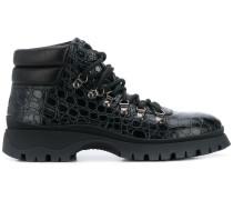 Texturierte Hiking-Boots