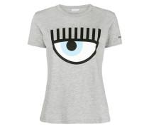'Eye' T-Shirt mit Logo