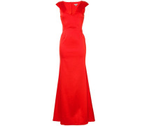 sleeveless gown - Unavailable