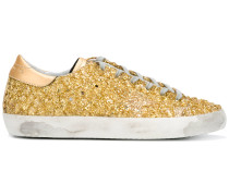 Glitzernde 'Super Star' Sneakers