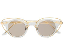 Runde 'N10' Sonnenbrille