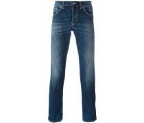 Schmale Five-Pocket-Jeans