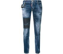 'Jennifer' Cropped-Jeans