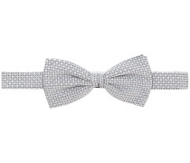 woven texture bow tie
