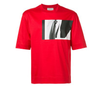 T-Shirt mit Photo-Print