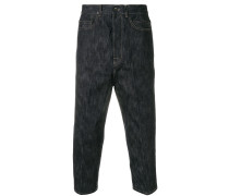drop-crotch jeans