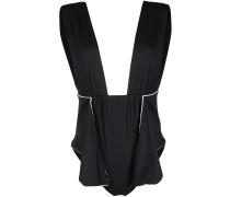 Badeanzug mit Rückenausschnitt
