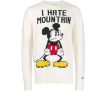 'I Hate Mountain' Pullover
