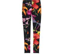 Leggings mit floralem Design