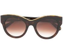 'Havana Oversized' Sonnenbrille