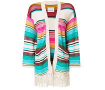 Mexico stripe cardigan