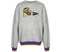'Yellow Sneak' Sweatshirt