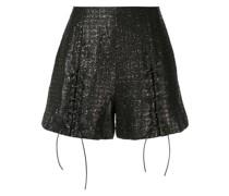 Metallic-Shorts