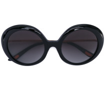 Oversized-Cat-Eye-Sonnenbrille