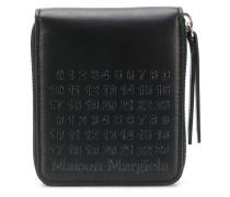 Portemonnaie mit Nummern