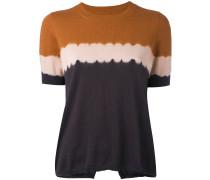 T-Shirt mit Farb-Effekt