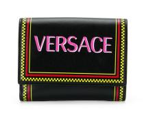 Portemonnaie mit Vintage-Logo