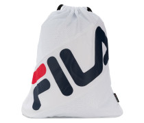 front logo backpack