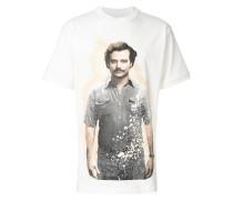 Narcos Peña print T-shirt