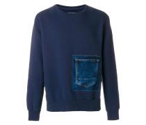 Sweatshirt mit Tasche