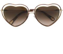 heart shaped sunglasses