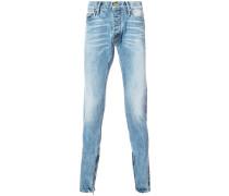 Jeans mit Reißverschluss am Bein - Unavailable