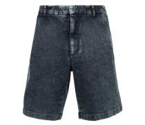 Lockere Jeans-Shorts