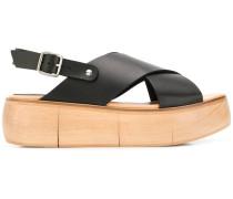 Isamu platform sandals