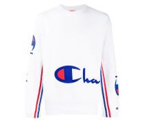 Sweatshirt mit Logos