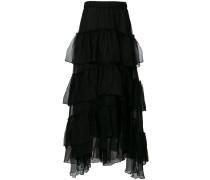 P.A.R.O.S.H. ruffled skirt