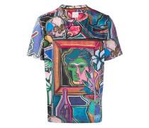 'Artist Studio' T-Shirt mit Print