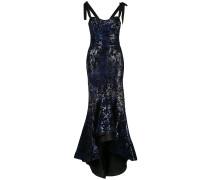 'Dore' Kleid mit asymmetrischem Saum