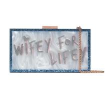 'Wifey for Lifey' Clutch