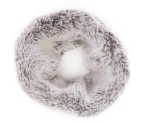 Rundschal aus Faux Fur
