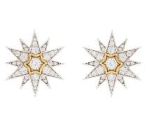 24kt vergoldete 'Celestial' Ohrringe