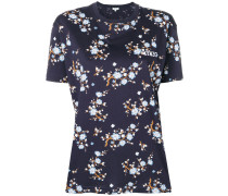 T-Shirt mit Blütenmuster