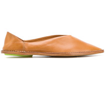 babouche slip-on shoes