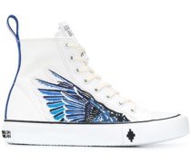 high-top Wings sneakers