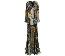 'Lorain' Kleid mit Print