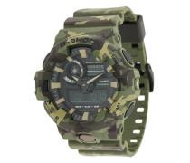 Casio x  Camouflage-Armbanduhr