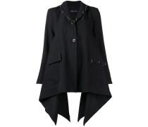 Ausgestellter Mantel