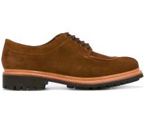Derby-Schuhe mit Schnüung