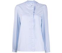 A.P.C. Gestreiftes 'Dunst' Hemd