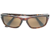 squared polarized sunglasses