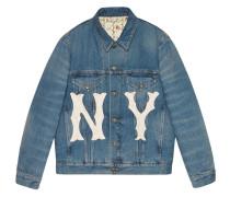 'Yankees' Jeansjacke