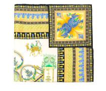 Marco Polo print scarf