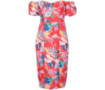 'Cara' Kleid mit Blumen-Print